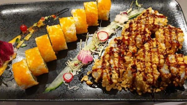 Sushi - Hamachi, Schiedam