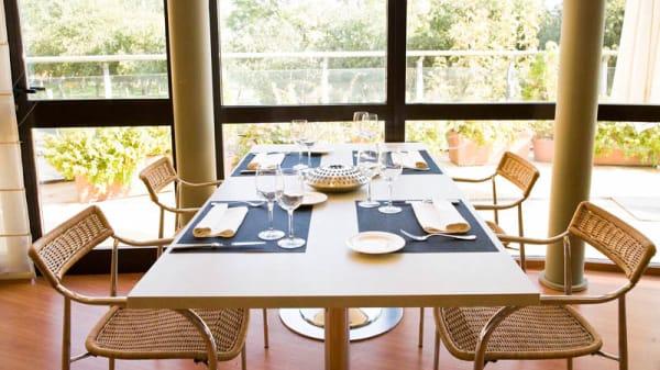 Vista de la sala - Sercotel Tudela Bardenas Restaurante, Tudela