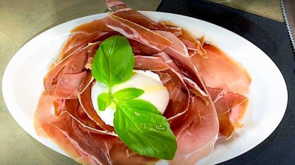 Suggerimento dello chef - L'angolo di Napoli, Sarzana
