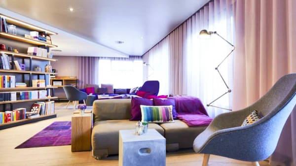 Lounge - Campanile Saint-Germain-en-Laye, Saint-Germain-en-Laye
