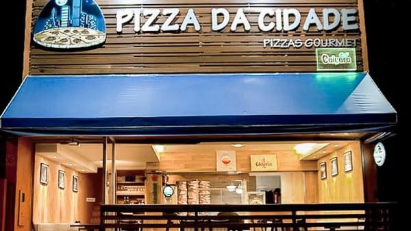 Fachada - Pizza da Cidade, Jundiaí