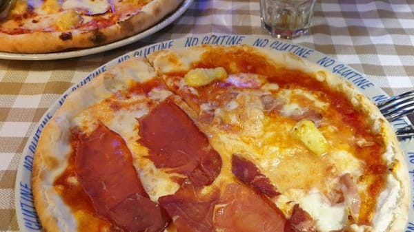 Pizza - Byron, Bergamo
