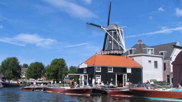 Molen Adriaan - Restaurant Zuidam, Haarlem
