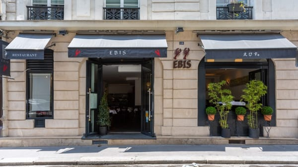 facade - Ebis, Paris