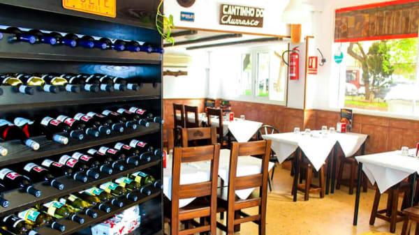 Vista del interior - Jacaré Bar & Restaurante, Valencia