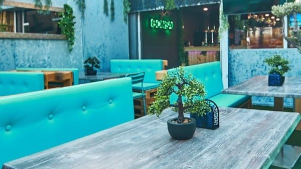 Bonsai Lounge, Benalmadena