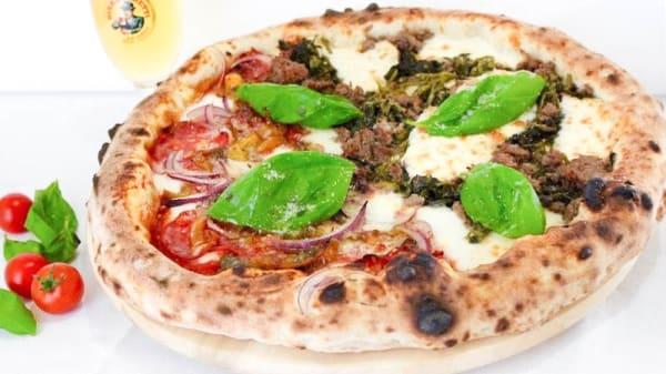 pizza - Grano Saraceno, Castel San Pietro Terme