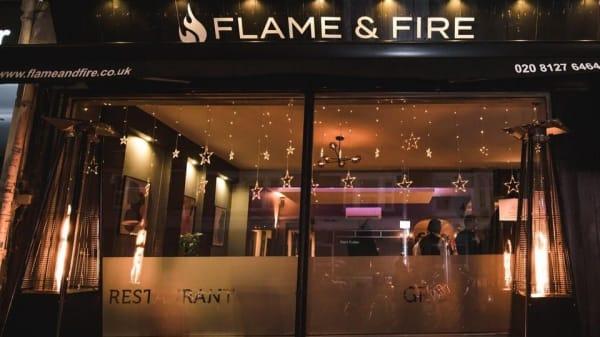 Flame & Fire, London