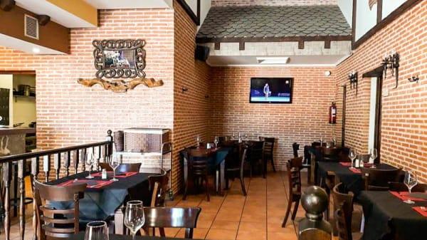 Vista del interior - Restaurante M&f, Coslada