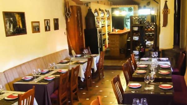 Vista sala - La Ruca, Becerril De La Sierra