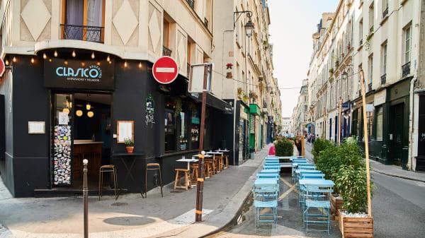 Clasico Argentino Marais, Paris