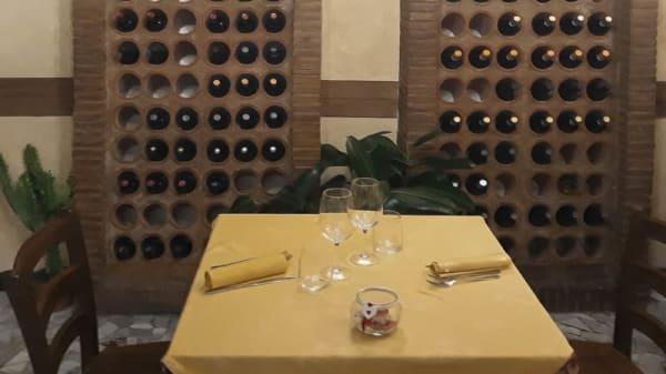 Tavolo - La Piazza, Grottaferrata