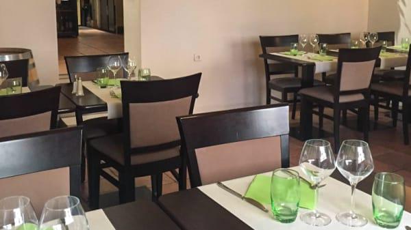 Salle du restaurant - Bistro des Canailles, Metz