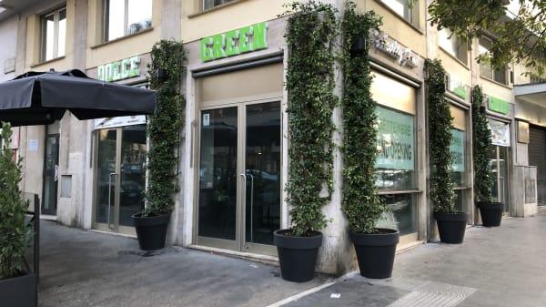 Esterno - Dolce Green, Roma