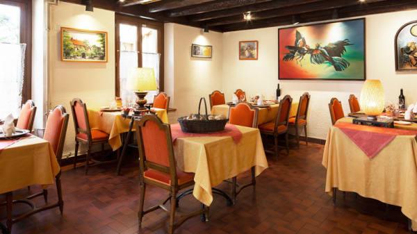 Restaurant Ground Floor - Auberge des Trois Coqs, Pregny-Chambésy