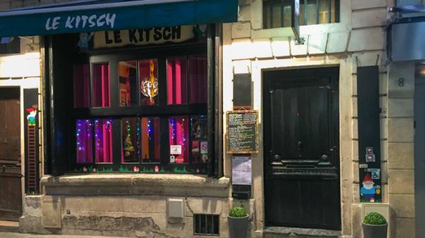 Façade - Le Kitsch, Rouen