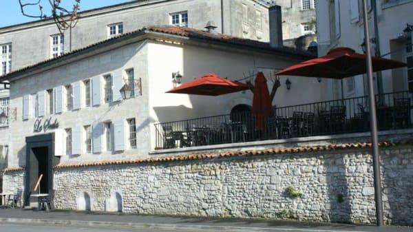 Devanture - La Scala-Cognac, Cognac