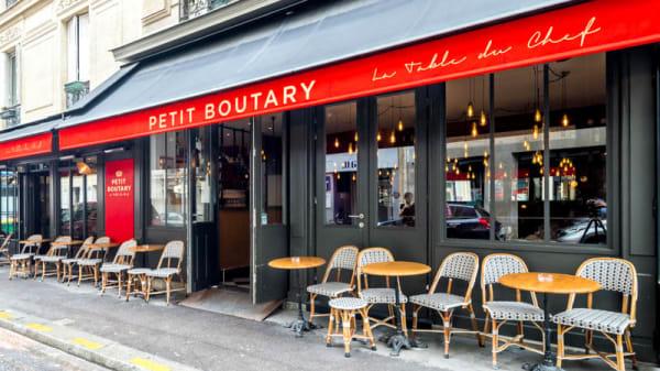 Terrasse - Petit Boutary, Paris