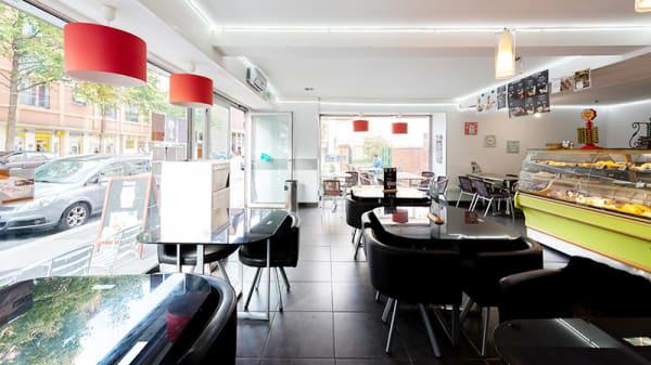 Vue de la salle - Hanoi Gourmet, Rouen