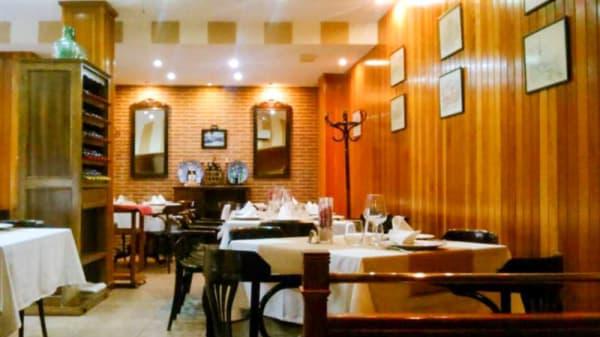Vista del interior - Bohemia Cafe Restaurante, Miraflores De La Sierra