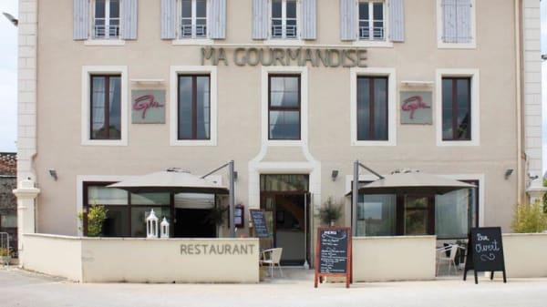 Entree principale - Ma Gourmandise, Arçais