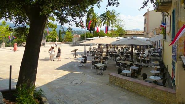 Devanture - Le Village, Cagnes-sur-Mer