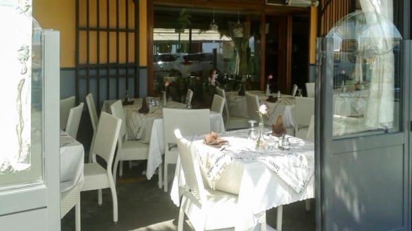 Sala del ristorante - Da Max, Pietra Ligure