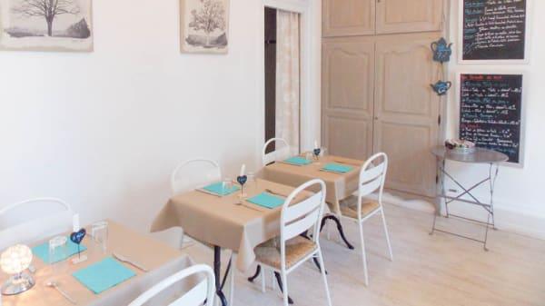 Vue salle - Le 31 Bistrot Chic - Gîtes de France, Pacy-sur-Eure