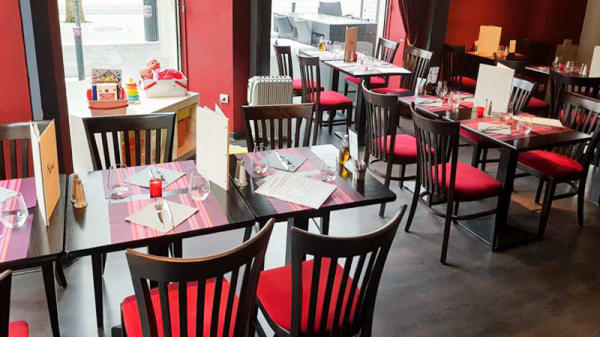 Intérieur - Restaurant - Pizzeria L'Aiyana, Chartres