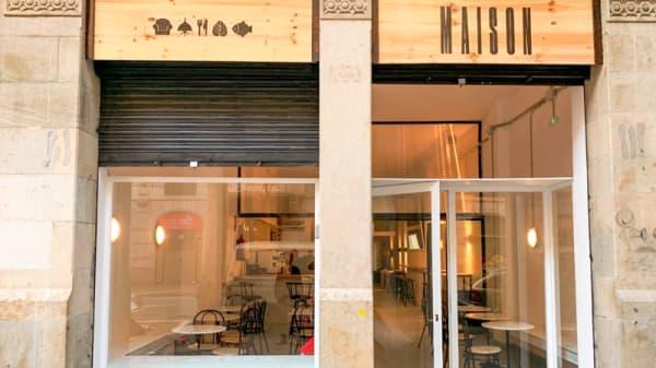 Entrada - Maison, Barcelona