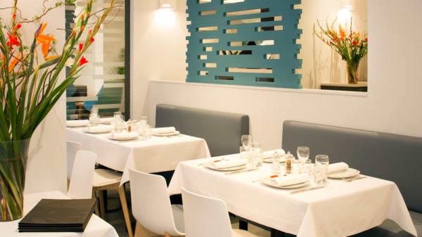 le restaurant - Le Patti, Grasse