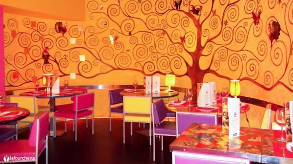 Sala del restaurante - De Boca Madre, Bilbao