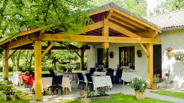 nouvelle terrasse - La Sauvagine, Le Plantay