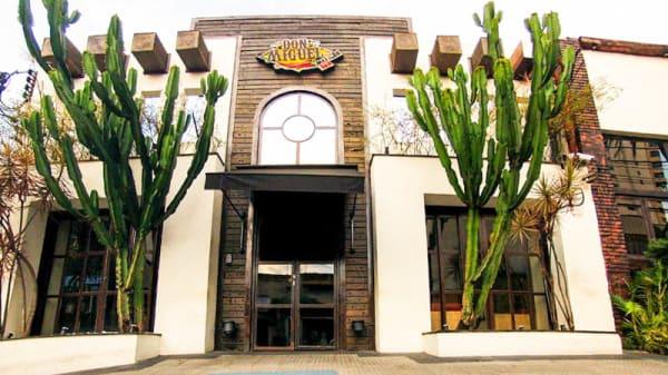 Fachada - Don Miguel Mexican Bar, São Paulo