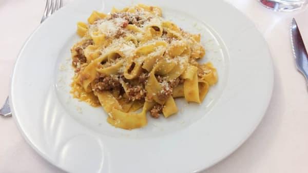 Suggerimento del piatto - La Costa, Arqua' Petrarca