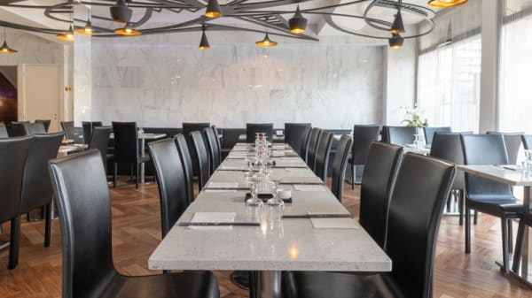 Salle du restaurant - Nishi Sushi, Levallois-Perret