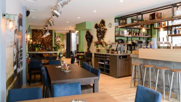 Restaurant - POPS American Lunch and Diner, Wassenaar