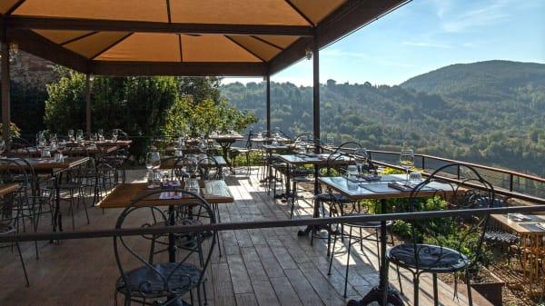 Terrazza - Il Guerrino, Greve In Chianti