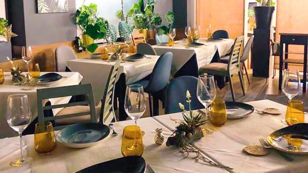 Sala - Alo Restaurant, Elx