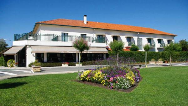 Entrée - Restaurant des Pins, Soulac-sur-Mer