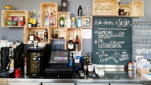 Vista del interior - Citurna casual food, Playa Blanca