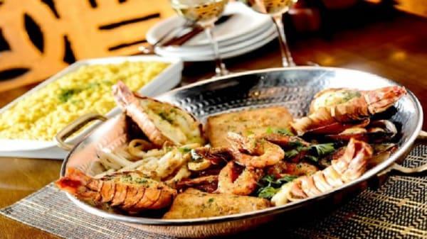 Sugestão do chef - Coco Bambu - Florianópolis, Florianópolis