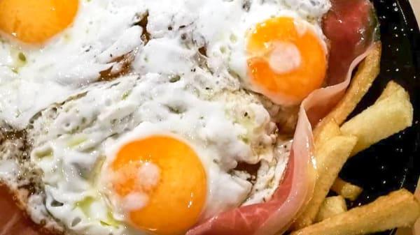 Sugerencia de plato - El Antiguo - Sin Gluten, El Álamo