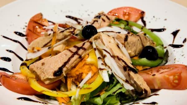 Sugerencia de plato - Saratoga Restaurant, Girona