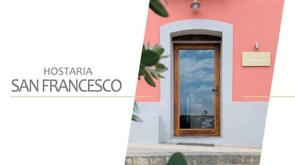 Hostaria San Francesco, Milazzo