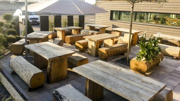 Vue terrasse - Manicook, Fegersheim