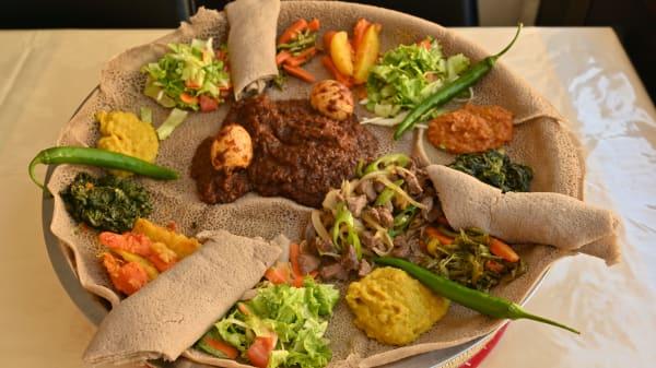 Eritrean Bar - Restaurant, Lausanne