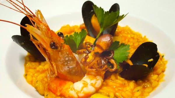 Sugerencia del chef - Parolaccia di Argento, Hospitalet de Llobregat