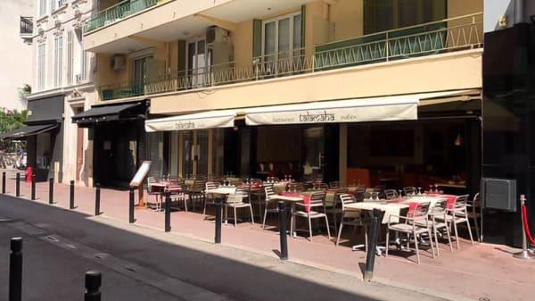 Terrasse - Talamaha, Cannes