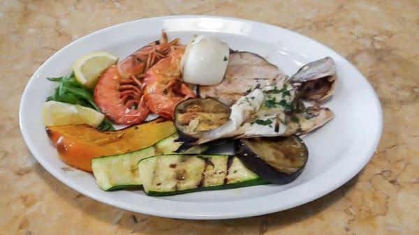 Suggerimento dello chef - Asador del Mar, Viareggio